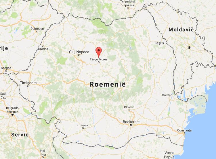 Verslag reis naar Roemenië families Tromp en Kragt